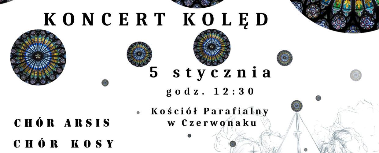 cover koncert kolęd