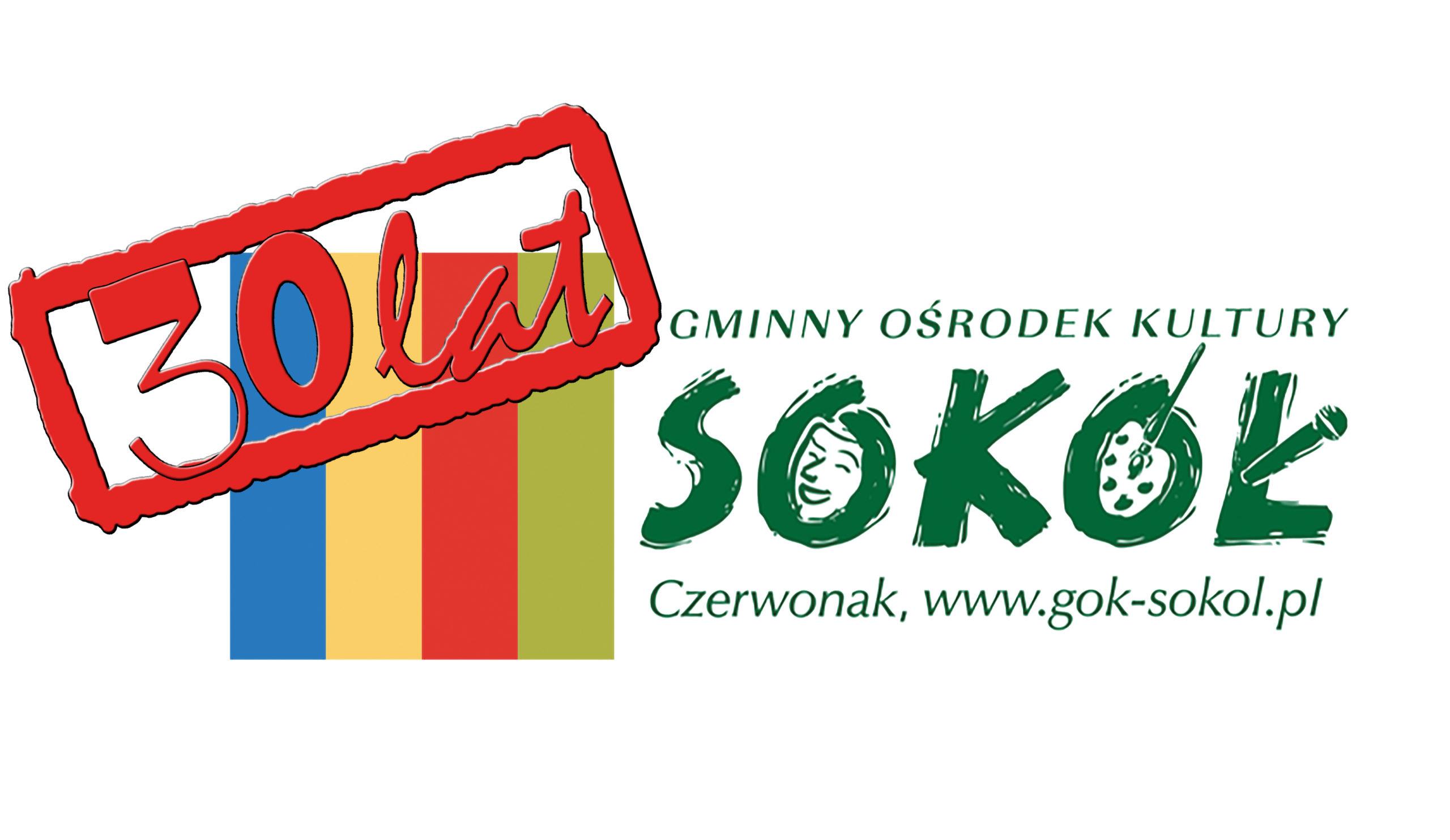 30 lat - z logo