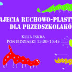 Zajęcia ruchowo-plastyczne dla przedszkolaków